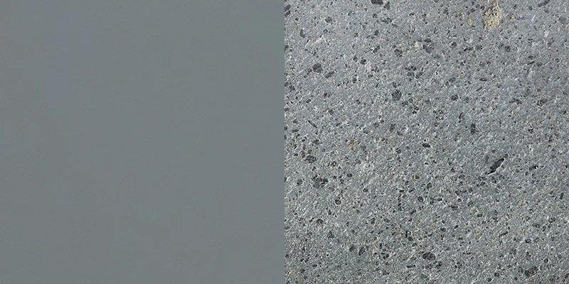 Aluminium Grey + Lava Stone Ardesia