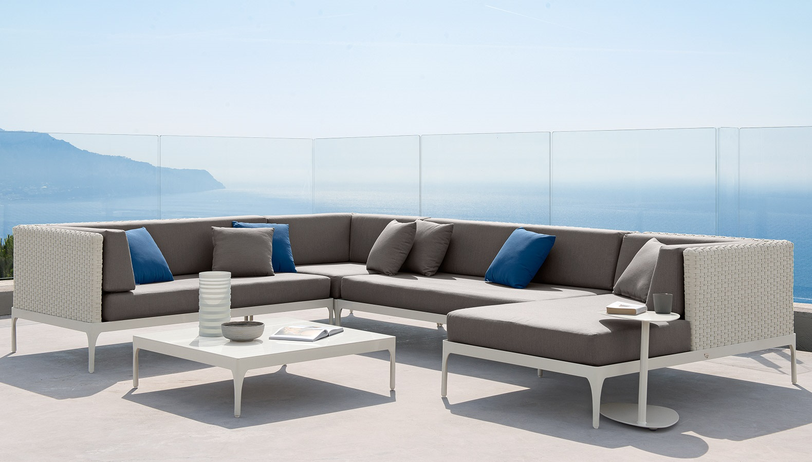 ETHIMO Infinity Daybed-Modul links/rechts