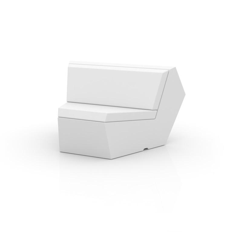 VONDOM Faz Lounge Eck-Modul 45°