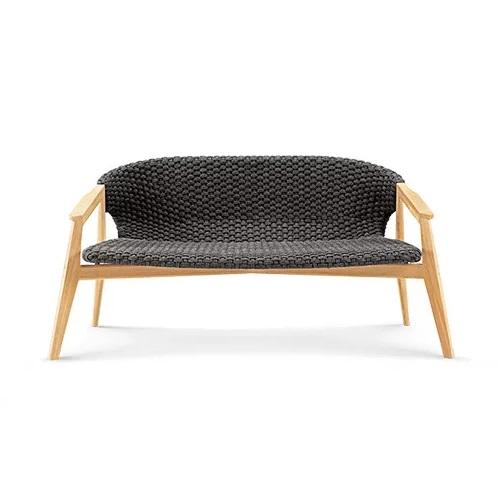 ETHIMO Knit Loungesofa