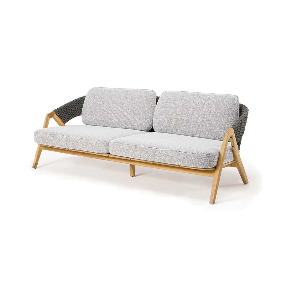 ETHIMO Knit 3 Sitzer Sofa