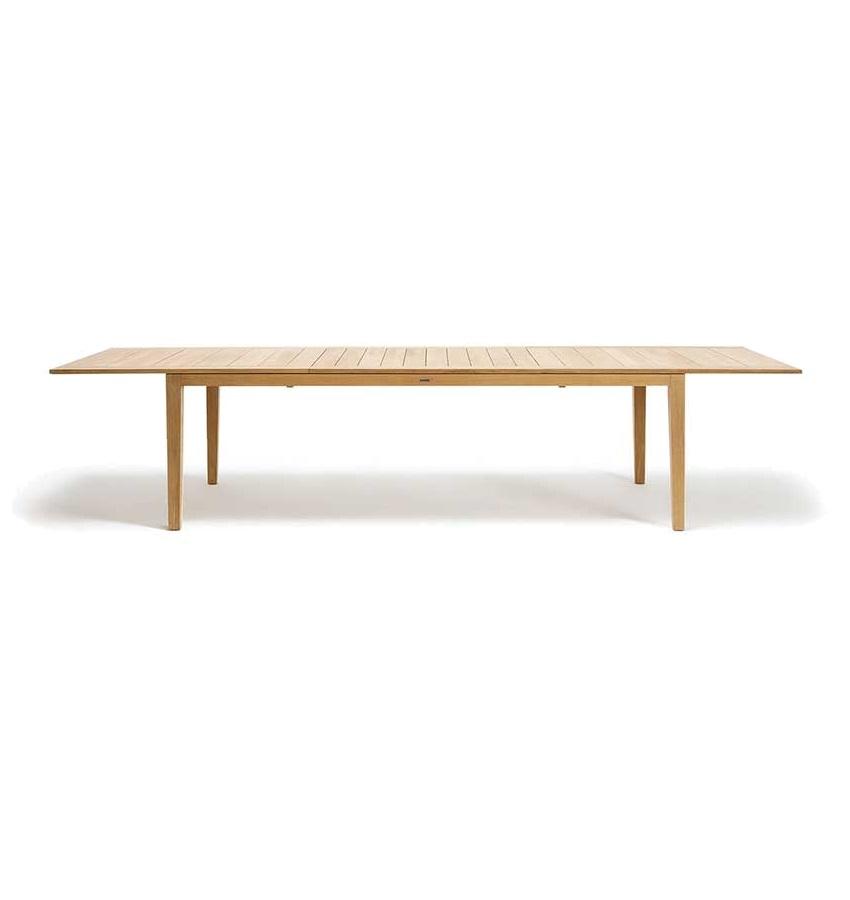 ETHIMO Ribot Esstisch 235-340x100 cm (ausziehbar)