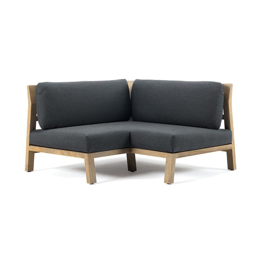 ETHIMO Costes Lounge Eckmodul
