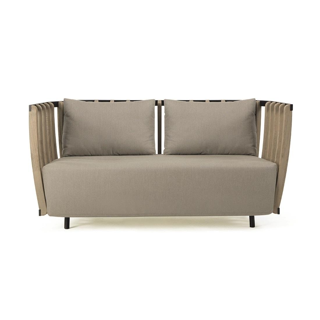 ETHIMO Swing 2-Sitzer Loungesofa